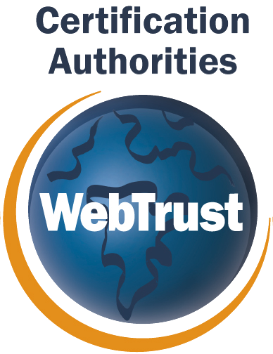 WebTrust for CAs